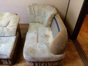 Химчистка дивана в Бутово