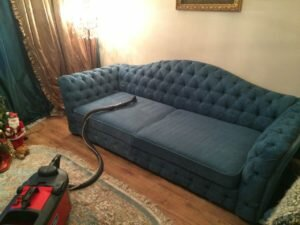 Химчистка мягкой мебели в Московском